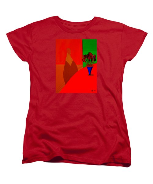 Boris Women's T-Shirt (Standard Cut) by Bill OConnor