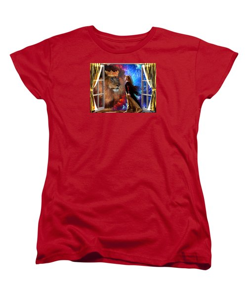 Born For Such A Time Women's T-Shirt (Standard Cut) by Dolores Develde