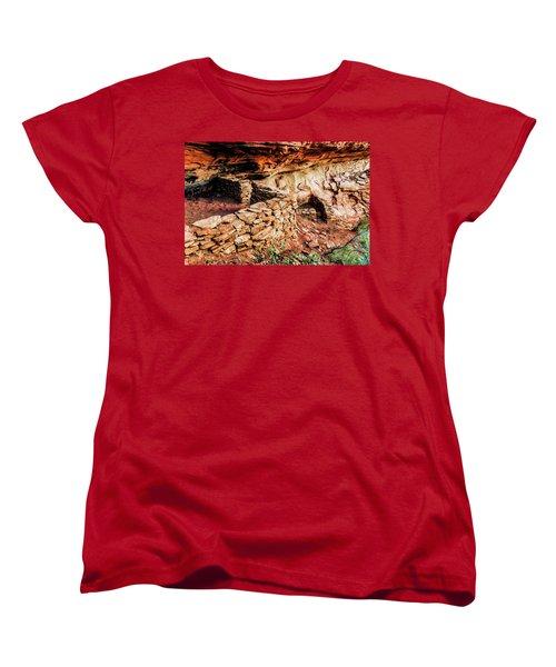 Boynton Canyon 08-012 Women's T-Shirt (Standard Cut) by Scott McAllister