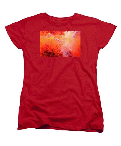 Brainstorm - Fine Art Photography Women's T-Shirt (Standard Cut) by Modern Art Prints