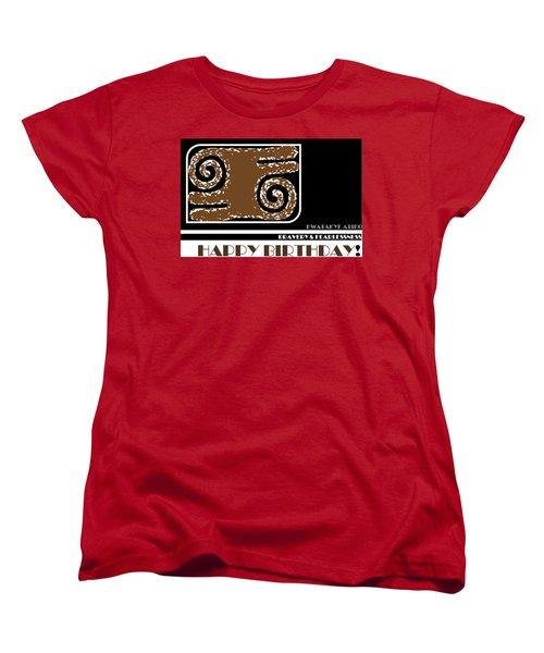 Brave Women's T-Shirt (Standard Cut)
