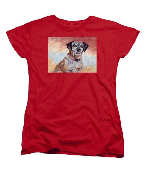 Brindle Women's T-Shirt (Standard Cut)
