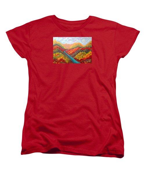 Brivant Women's T-Shirt (Standard Cut)