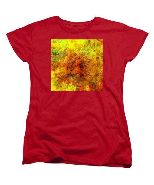 Broken Women's T-Shirt (Standard Cut) by Ally  White