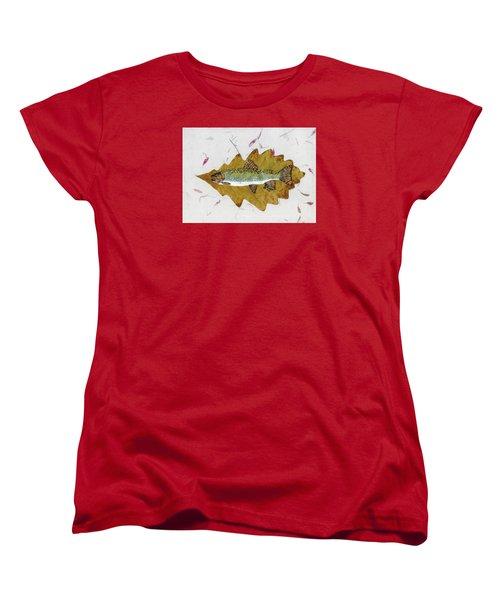 Brook Trout Women's T-Shirt (Standard Cut) by Ralph Root