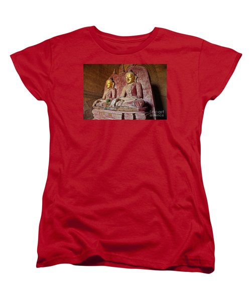 Burma_d2104 Women's T-Shirt (Standard Cut) by Craig Lovell