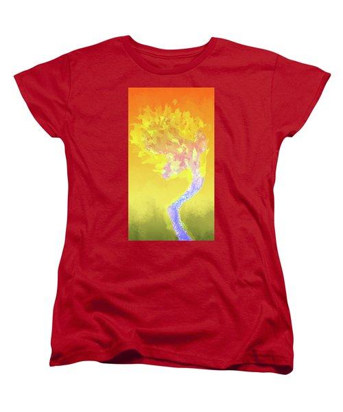 Burning Desire Women's T-Shirt (Standard Cut)