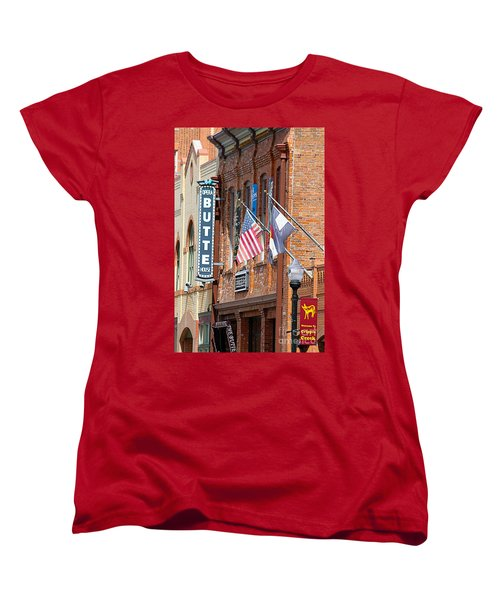 Butte Opera House In Colorado Women's T-Shirt (Standard Cut)