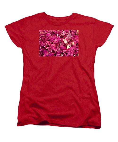 Cabbage 639 Women's T-Shirt (Standard Cut)