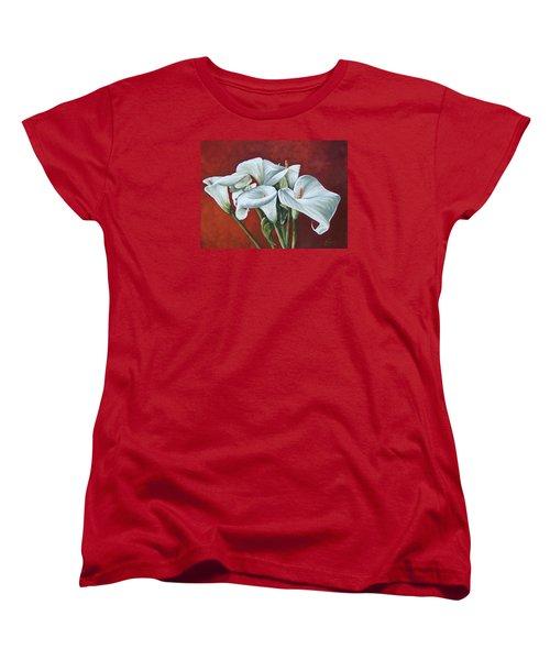 Calas Women's T-Shirt (Standard Cut)