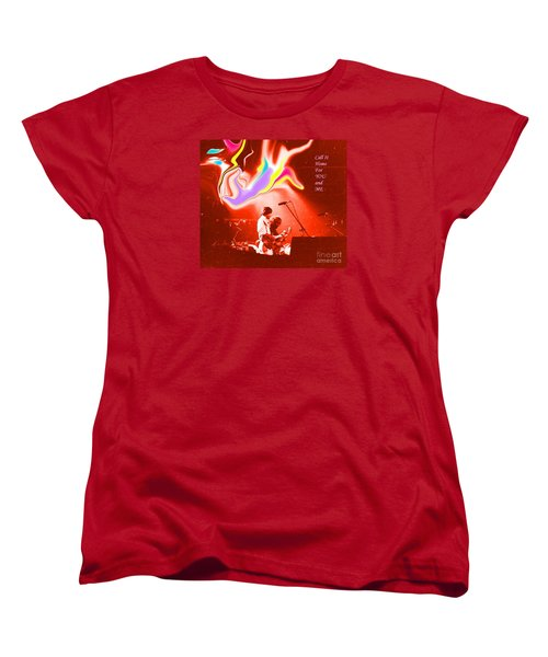Grateful Dead - Call It Home For You And Me - Grateful Dead Women's T-Shirt (Standard Cut)