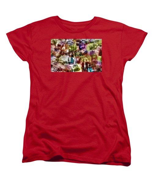 Candy Camera Women's T-Shirt (Standard Cut)