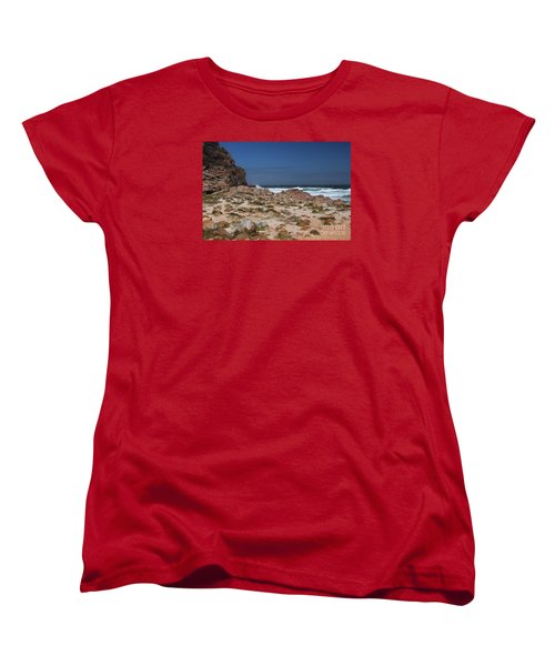 Cape Of Good Hope Women's T-Shirt (Standard Cut) by Bev Conover