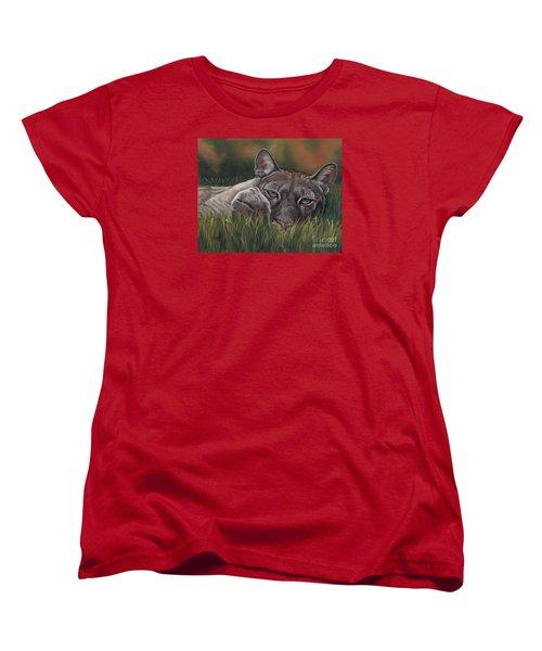 Carez...i Has None Women's T-Shirt (Standard Cut) by Sheri Gordon