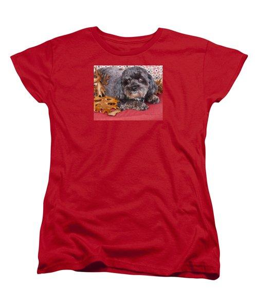 Women's T-Shirt (Standard Cut) featuring the photograph Cash by Joan Bertucci