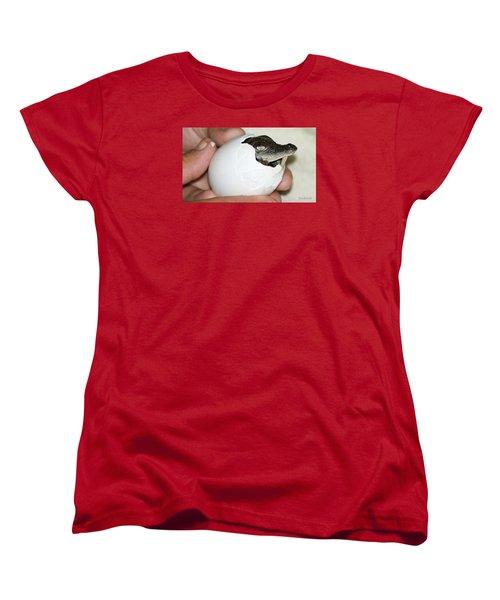 Catch Ya Later Women's T-Shirt (Standard Cut) by Gary Crockett