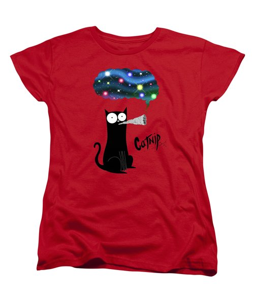 Catnip  Women's T-Shirt (Standard Fit)