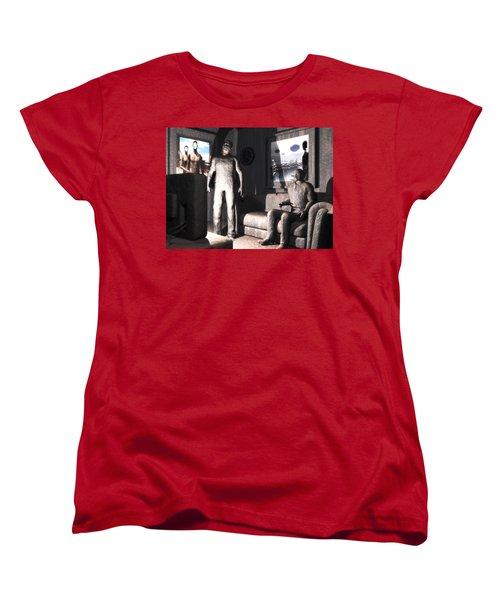 Cerebral Incinerator Women's T-Shirt (Standard Cut)