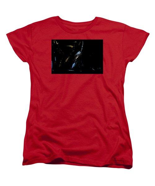 Women's T-Shirt (Standard Cut) featuring the photograph Cessna Views I by Paul Job