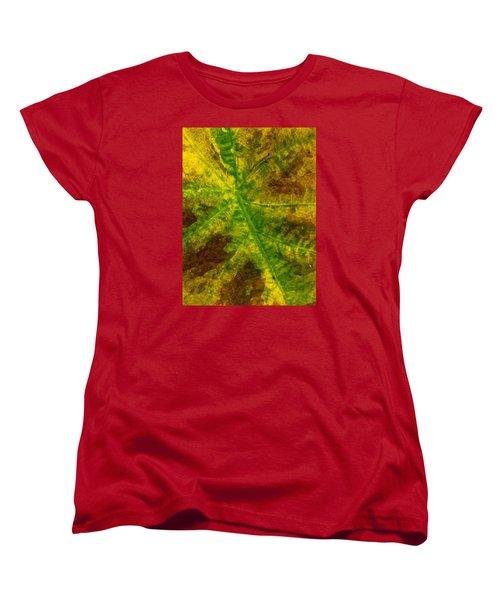 Change Women's T-Shirt (Standard Cut) by Tim Good
