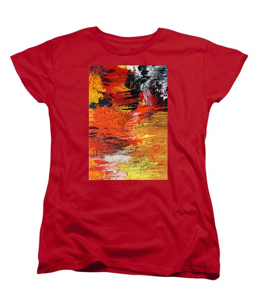 Chasm Women's T-Shirt (Standard Cut) by Ralph White