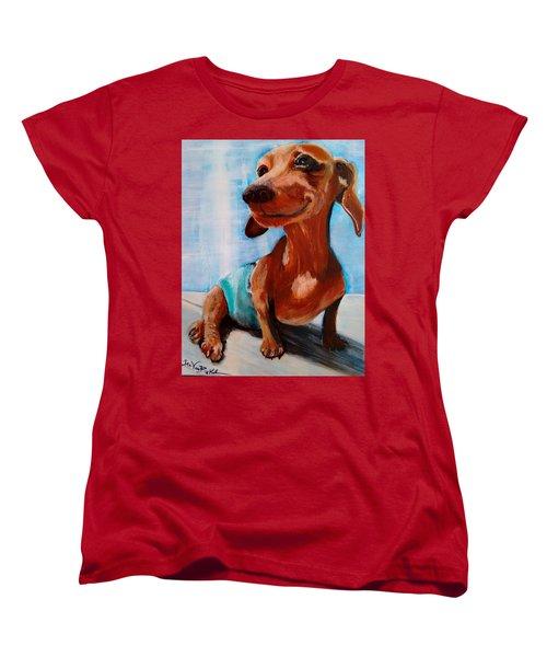 Chestnut Women's T-Shirt (Standard Cut)