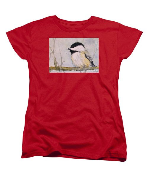 Chickadee Dee Dee Women's T-Shirt (Standard Cut)