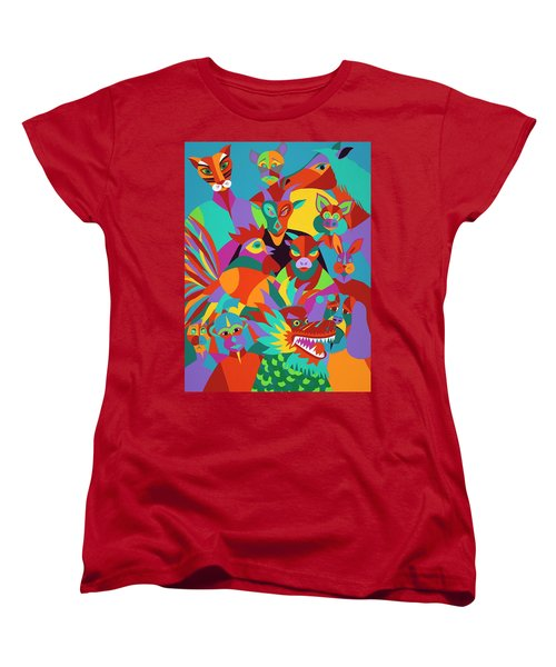 Chinese New Year Women's T-Shirt (Standard Fit)