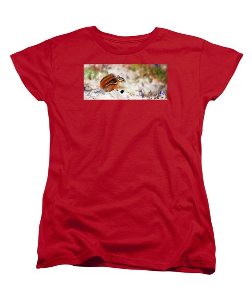 Chipper Women's T-Shirt (Standard Cut) by Timothy Hack