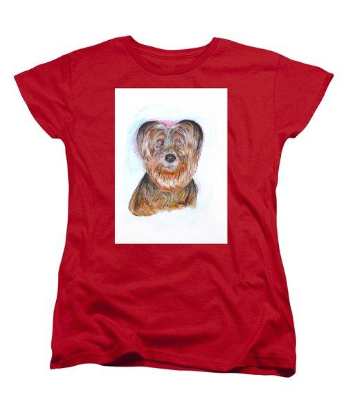 Ciao I'm Viki Women's T-Shirt (Standard Cut) by Clyde J Kell