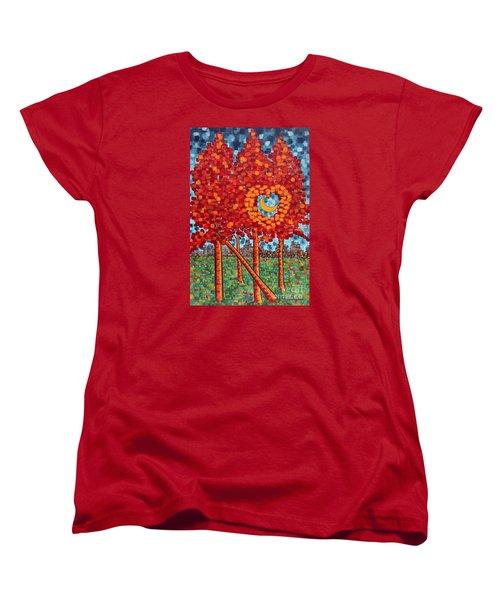 City Moonshine Women's T-Shirt (Standard Cut)