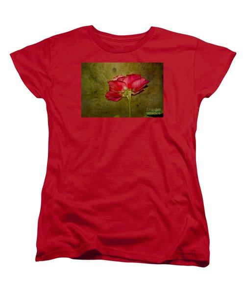 Classy Beauty Women's T-Shirt (Standard Cut) by Claudia Ellis