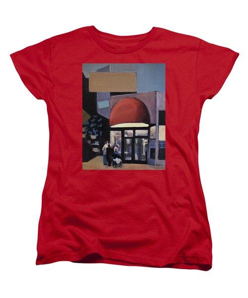 Clean - O - Matic Women's T-Shirt (Standard Cut) by Richard Willson