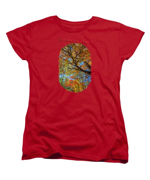 Colors On High 3 Women's T-Shirt (Standard Cut) by John M Bailey