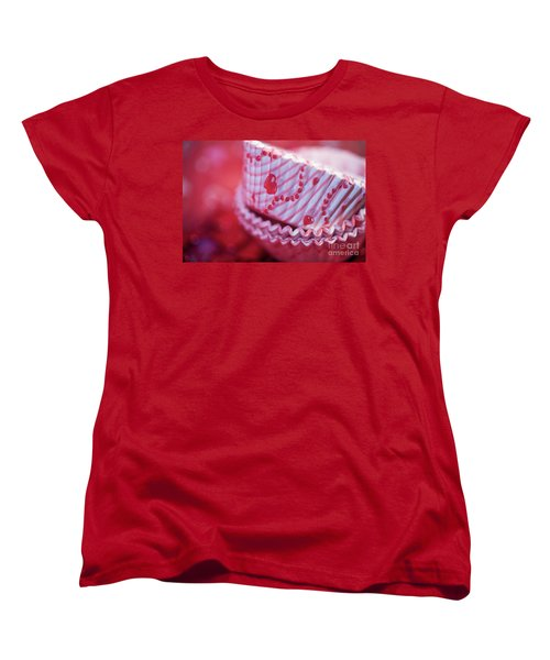 Women's T-Shirt (Standard Cut) featuring the photograph Come Bake With Me by Linda Blair
