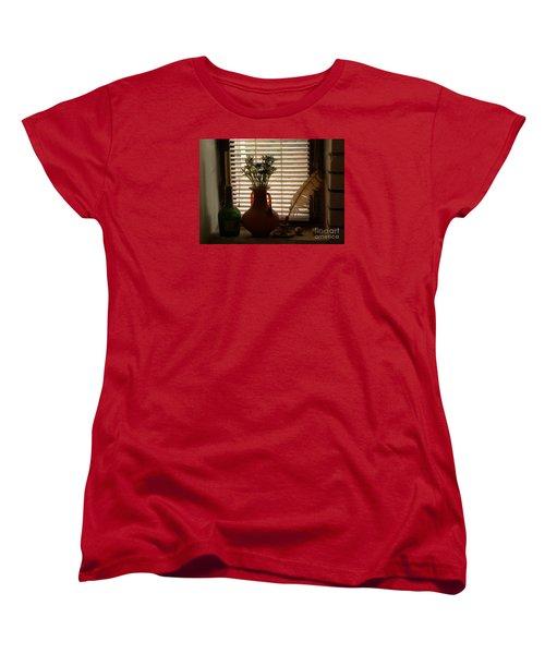 Composition Women's T-Shirt (Standard Cut) by AmaS Art