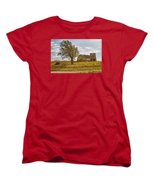 Coronado Hights Lookout  Women's T-Shirt (Standard Cut) by Betty Pauwels