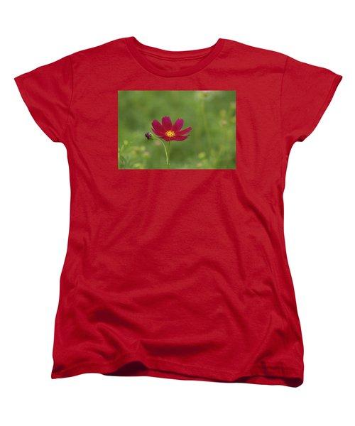 Cosmos Women's T-Shirt (Standard Cut) by Hyuntae Kim