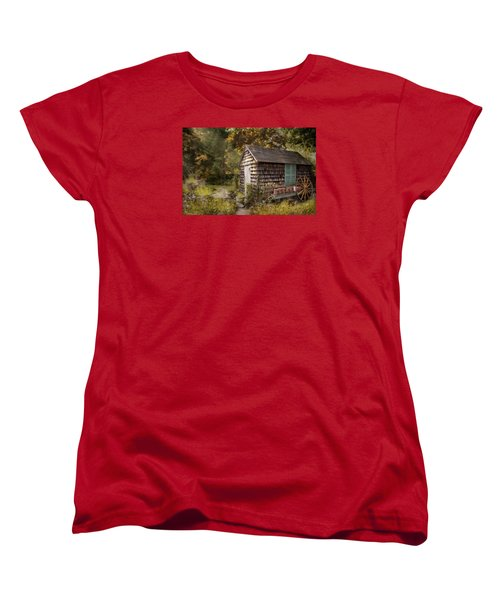 Women's T-Shirt (Standard Cut) featuring the photograph Country Blessings by Robin-Lee Vieira
