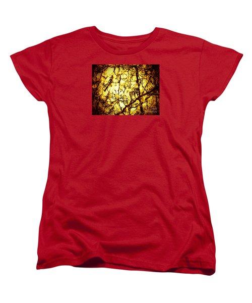 Women's T-Shirt (Standard Cut) featuring the photograph Crip L by Robin Coaker