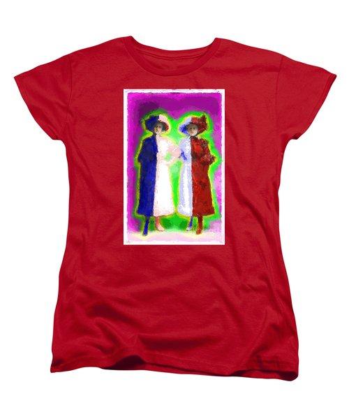Cross Dressers Women's T-Shirt (Standard Cut)