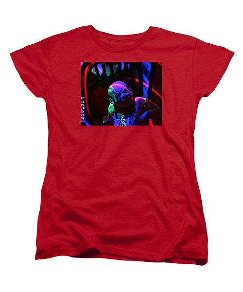 Women's T-Shirt (Standard Cut) featuring the photograph Cry Baby by Patricia Arroyo