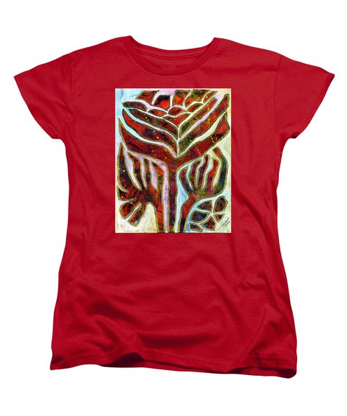 Cry Out Women's T-Shirt (Standard Cut) by The Art Of JudiLynn