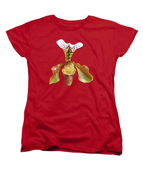 Cup Of Nectar Women's T-Shirt (Standard Cut) by Bob Slitzan