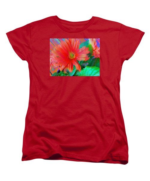 Daisy Fun Women's T-Shirt (Standard Cut) by Karen Nicholson