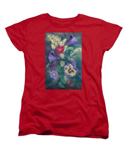 Dance Of The Flowers Women's T-Shirt (Standard Cut)