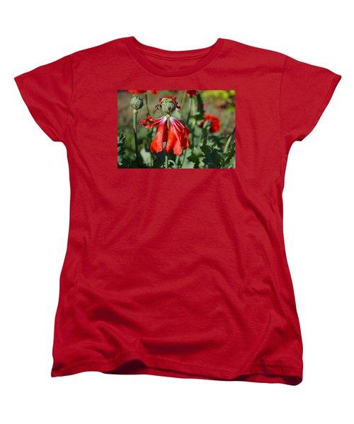 Dancing Gal Women's T-Shirt (Standard Cut)