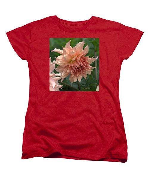 Dancing In The Rain Women's T-Shirt (Standard Cut) by Jeanette C Landstrom