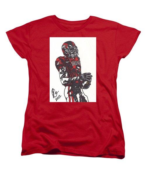 Darren Mcfadden 3 Women's T-Shirt (Standard Cut) by Jeremiah Colley