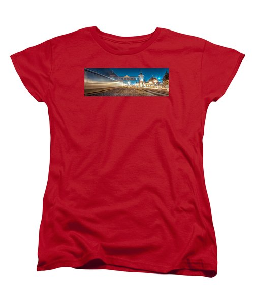 Women's T-Shirt (Standard Cut) featuring the photograph Days Go By by TC Morgan